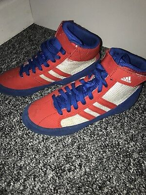 Adidas Boxing Boots Size 1 Kids