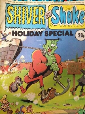 Shiver & Shake Holiday Special