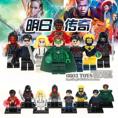 21-10 Super Heroes minifigure Legend of Tomorrow CHOOSE ONE