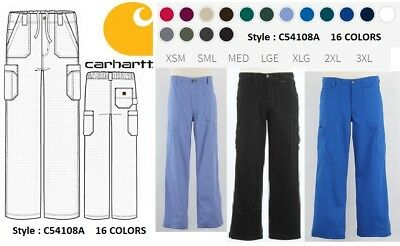Carhartt C54108 Men's Ripstop Multi-Cargo Pant All Sizes All Colors (16 colors)