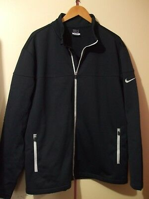 Mens NIKE GOLF Therma-Fit Soft Shell Jacket ..  XL