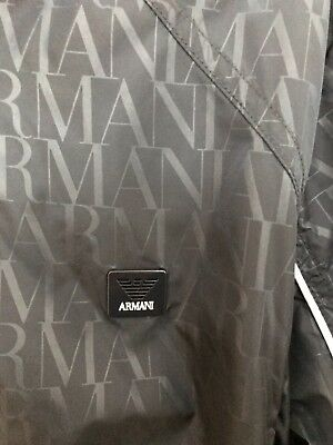 Boys Genuine Armani jacket Age 16, Blue, Immaculate condition