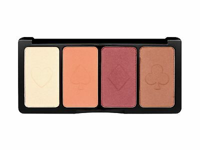 W7 Casino Blush Contour and Highlight Palette