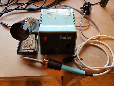 Soldering Iron PSU and Stand: Weller PS2D