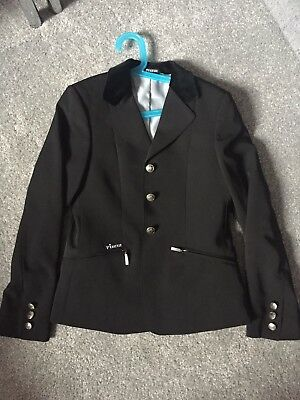 Girls Competition Jacket Horse Riding Pikeur Age 12