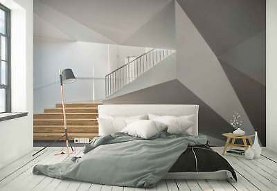 Stairs Stairway Walls Photo Wallpaper Wall Mural (1X-1028539)