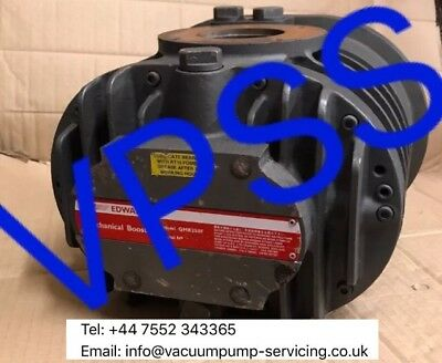 Vacuum Pump- Edwards EH250 Booster Roots Module- FREE DELIVERY- Busch Leybold WU