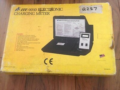 ITE 9010 Electronic Charging Meter
