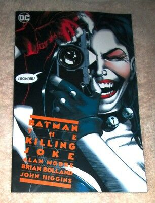 New Batman The Killing Joke Harley Quinn Variant Dc Comics Mexico