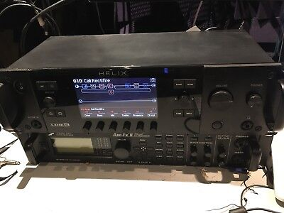 Line 6 Helix Rack With Foot controller