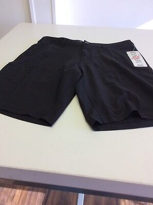 dfba0ae356 NWT MENS DA HUI Hawaiian Boardshorts Hybrid Swimshorts Trunks Olive ...