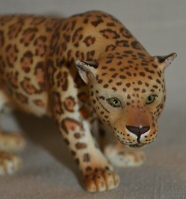 2006 Am Limes Schleich Jaguar Leopard Toy Collectible Figure