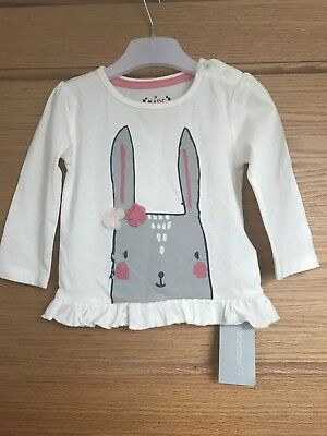 Baby Girls Long Sleeve Top from Primark Size 6-9 Months BNWT