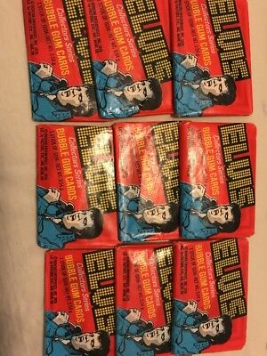 Elvis Presley Bubble Gum Cards 1978 Collectors series un-opened old vintage!