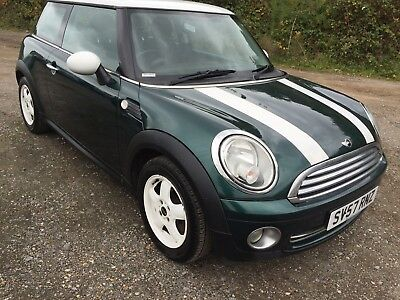 57 Mini Cooper 1.6 Alloys,  Climate, 6 Service Stamps, Very Nice Fabulous Lookin