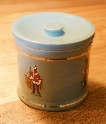 Tenby Pottery Commemorative Uniformed People of London Yeoman LifeGuard