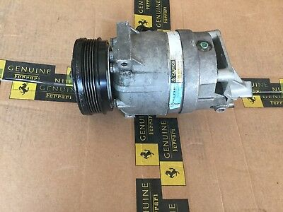 Ferrari 360 Modena,spider,challenge,air Conditioning Compressor P/n 180041