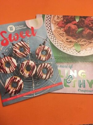 2 Weight Watchers Smart Points / Filling & Healthy Cook Books