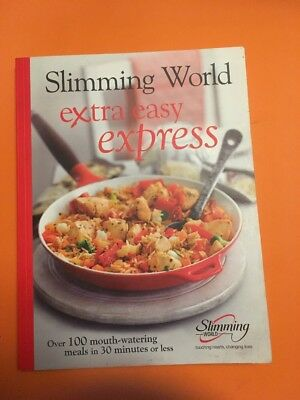 Slimming World Extra Easy Cooking / Recipe Book