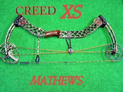 Mathews CREED XS COMPOUND BOW **Ship Worldwide