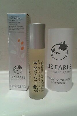 Liz Earle Superskin CONCENTRATE Facial Oil 10ml With Rosehip & Argan Oil