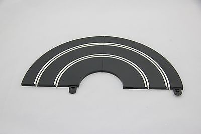 SCALEXTRIC SPORT / DIGITAL TRACK - C8201 - RADIUS 1 HAIRPIN CURVES - x2
