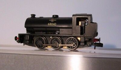 Graham Farish J94 0-6-0ST Black Late Crest N Gauge No. 68040