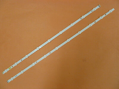 Samsung Led Tv Led Backlight Strips One Pair  From Un65J6200