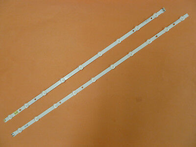 Samsung Led Tv Light Strips One Pair  From Un65J6200