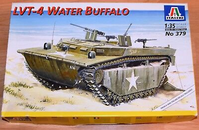 Italeri Lv-4 Water Buffalo (379) - 1/35