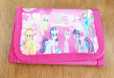 My Little Pony Kids Coin Money Pouch Bags Purse Wallet Xmas Birthday Gift red 1
