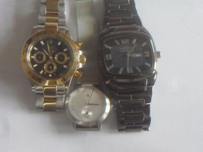 Spare or repair mans watches