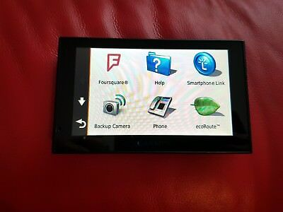 "Garmin Nuvi 2589 Lm Satnav 5"" Screen With Europe Maps"