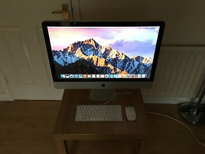 """Apple iMac 27-Inch """"Core i5"""" 2.66GHz (Late 2009)"""