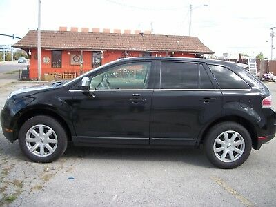 2007 Lincoln MKX  2007 Lincoln MKX Low Miles  Panoamic Vista Roof