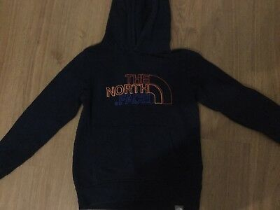 Boys North face Hoodie (M) 10-12