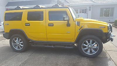 2003 Hummer H2  Hummer H2, One of a kind, Customized, Rare, Limited and Luxurious
