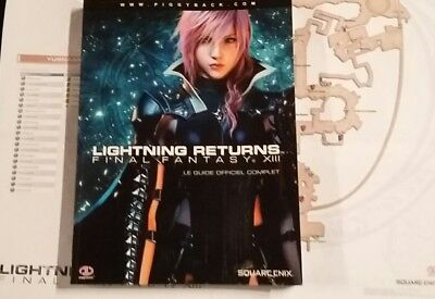 guide officiel complet final fantasy XIII lightning returns