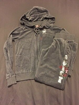 Girls Juicy Couture Tracksuit Age 12-14