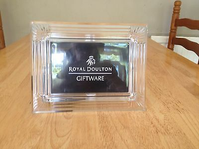 Royal Doulton Photo Frame