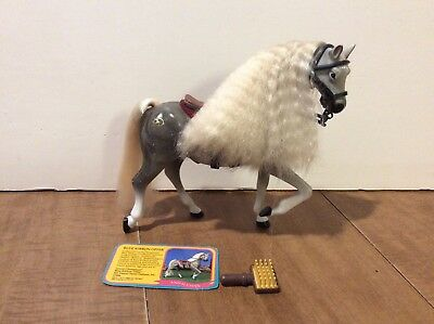 Vintage Empire Grand Champion Andalusian Stallion Special Offer model horse