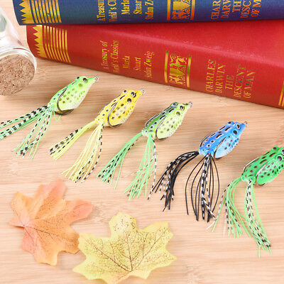 Fishing Accessories Classic Road Bait Frog Lures Bait Fishing Lures FG