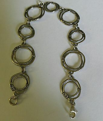Sterling Silver Bracelet,9.2 grams