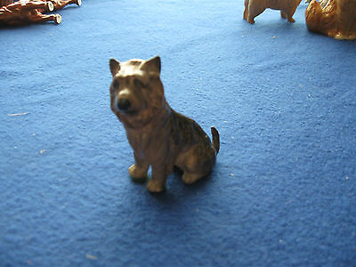 Royal Doulton Dog Entitled Cairn Terrier Seated  K-11  (Bag)