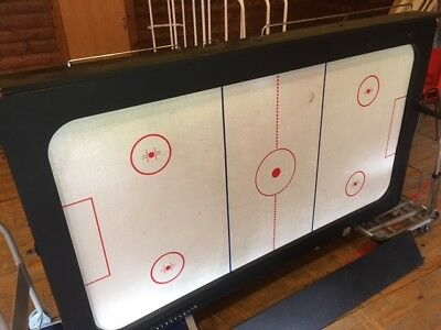 Pool and Air Hockey 2 in 1 games table