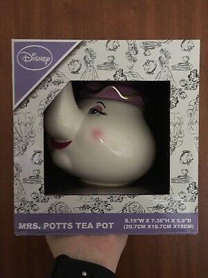 Primark Disney Mrs Potts Teapot Beauty And The Beast