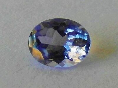 Tanzanite Loose Oval Natural Treated 0.35ct 5.2 x 4mm