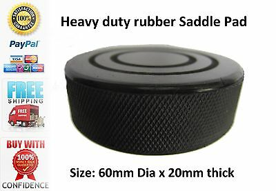 classic car Trolley jack Saddle Pad Rubber pad block jacking pads
