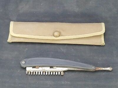 WWI US Army Hair Trimmer in original case