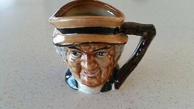 Vintage Toby Jug Made In Japan